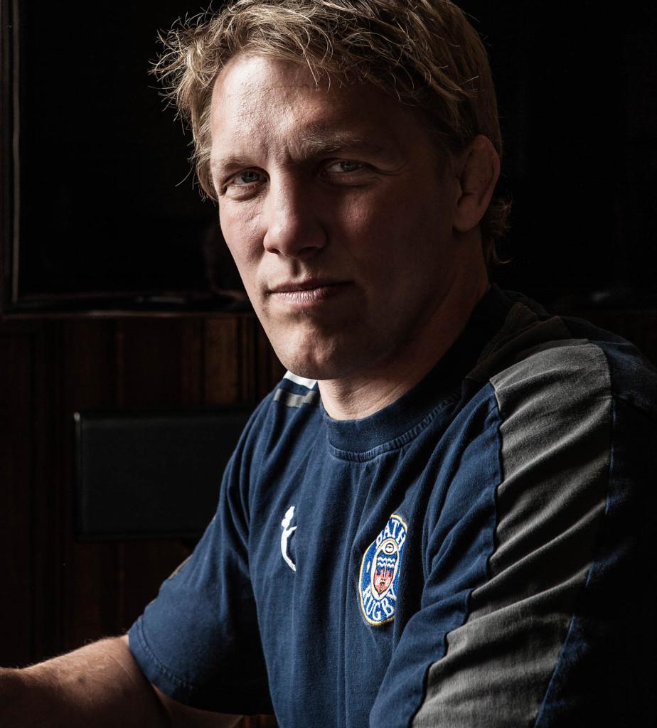 England Rugby Player Mad Dog: Kin Ho Photography